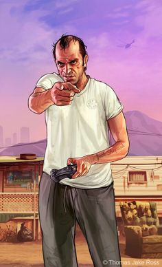 gta v trevor by thomasjakeross on deviantart Gta V Ps4, Gta Pc, Game Gta V, Gta 5 Games, Gta Logic, Rockstar Games Gta, San Andreas Gta, Trevor Philips, Arte Do Hip Hop