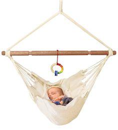 organic baby hammock