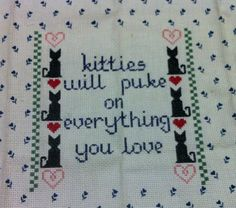 based on this pattern: http://www.catster.com/cat-chic/kitties-will-puke-on-everything-you-love