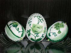 Easter egg in Kimekomi technique