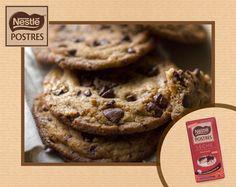 Cookies de Chocolate con Leche