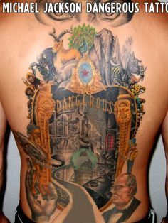 Image detail for -Michael Jackson Death Hoax Investigators • View topic - MJ tattoo