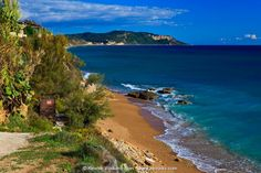 The Beaches In Corfu - Agios Georgios