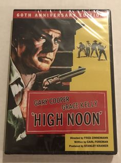 60th Anniversary Edition • High Noon • DVD | DVDs & Movies, DVDs & Blu-ray Discs | eBay!