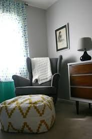 Image result for strandmon armchair design Strandmon Ikea, Perfect Place, Vintage Inspired, Accent Chairs, Kids Room, Armchair, Diy Projects, Nursery, Baby Boy