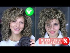 Curly Girl Method My Video Recommendations - Seamlined Living afro bangs hair hair styles mujer peinados perm style curly curly Curly Hair Routine, Curly Hair Tips, Curly Hair Care, Short Curly Hair, Curly Hair Styles, Eyebrows, Eyeliner, My Hairstyle, Hairstyles With Bangs