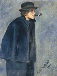 Lund, Henrik - 1900 Portrait of the Norwegian Painter Nikolai Astrup Lund, Norway House, Dulwich Picture Gallery, Modern Artists, The Guardian, Scandinavian, Opera, Images, Old Things