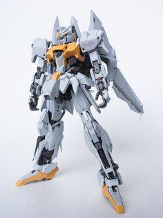 改裝作品 1/100 Gundam ...