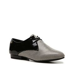 Bass Grayson Houndstooth Oxford