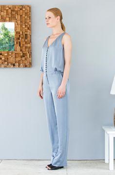 nisse Minimalist, Jumpsuit, Dresses, Fashion, Overalls, Vestidos, Moda, Fashion Styles, Jumpsuits