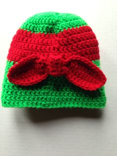 Crochet Mutant Ninja Turtle Inspired hat (rear view) made by Dots of Love Creations (see front view)  Dotsoflovecreations@gmail.com