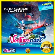 Do you want to have the best discounts for your vacations in Cancun, Cozumel o Playa del Carmen? Get to know ePass.  ¡New Attractions this Spring 2016!  http://thecancunepass.com/cancun/activities/the-best-amusement-water-park.php