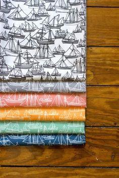 Boat fabric!