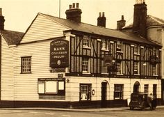 The Crown in Rayleigh High Street