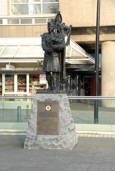 15th (Scottish) Division Memorial, Tilburg, Holland