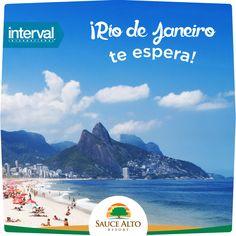 Sauce Alto | Interval International | Rio de Jainero te espera.
