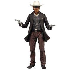 Lone Ranger John Reid 1:4 Scale Action Figure - http://lopso.com/interests/dc-comics/lone-ranger-john-reid-14-scale-action-figure/