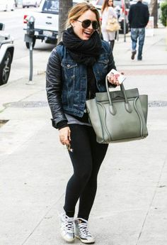 Hilary Duff  Los Angeles March 5 2013