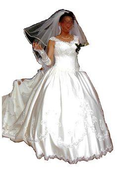 Nouvelle robe publiée!  Eglantine - T38. Pour seulement 750€! Economisez 38%! http://www.weddalia.com/fr/boutique-vendre-robe-de-mariee/eglantine-t38/ #RobesDeMariée www.weddalia.com/fr