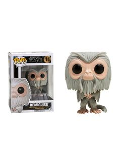 Funko POP Fantastic Beasts - Demiguise-. 889698127097.