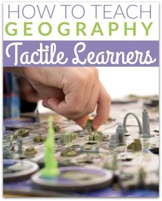 Learn how to teach geography to tactile learners in your homeschool with games, puzzles, maps, notebooking, field trips, and more. With a focus on a super-creative 4D puzzle for teens.
