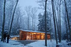 "Maryann Thompson Architectects' ""The Small House"".... AKA: My absolute dream."