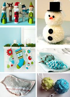 Two Girls Being Crafty: Christmas Day Linky Love