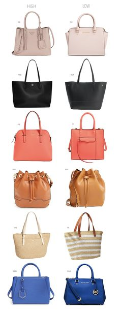 Currently Craving: Summer Bags | Ivory Lane