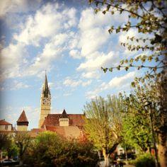 Mediaș in Sibiu
