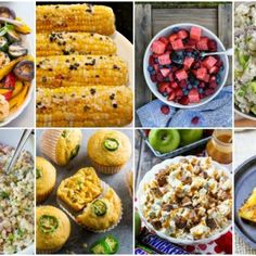 10 Oatmeal Breakfast Recipes You Never Knew Existed - Forks 'n' Flip Flops Sides For Bbq Ribs, Best Sides For Bbq, Side Dishes For Ribs, Bbq Pork, Pork Ribs, Lemon Basil Chicken, Pork Belly, Seafood Dishes, Keto Dinner