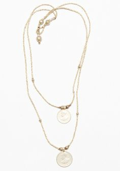 Item of the Day: Noonday Collection Two Coins Necklace