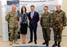 MYROYALS &HOLLYWOOD FASHİON: Crown Prince Frederik and Crown Princess Mary on the third day of their visit to Poland