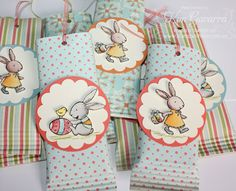 Chocolate Slider for Everybunny! by kim021 - Cards and Paper Crafts at Splitcoaststampers