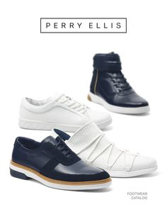 Perry Ellis by Mathew Drazic at Coroflot.com