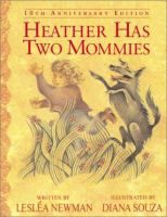 "Now a children's classic, Heather Has Two Mommies has faced numerous challenges to its availability in libraries. In Elizabethtown, North Carolina in 1992, the group Bladen Coalition of Christians asked the County Commission to remove this book from the Bladen County Library, calling it ""wicked, seditious, and dangerous."""