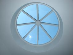 Bespoke Curved Dome Roof Lantern built in timber