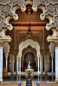 Alhambra Spain...beautiful intricate work of art!