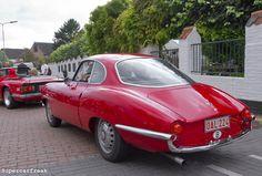 Belos Automóveis Antigos by Daniel Alho / Alfa Romeo SS