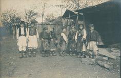 Srbija 1915