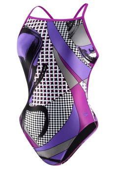 Dance Party Fresh Back - Speedo® Endurance Lite® - SPEEDO  - Speedo USA Swimwear