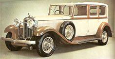Hispano-Suiza H6-B-1930