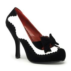 $74 Retro VINTAGE REPRODUCTION Pin Up Shoes!
