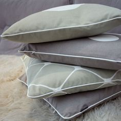 Pappelina Cushions