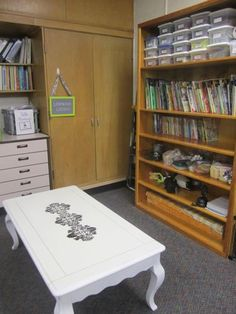 What Would Carrie Craft?: Classroom Remodel