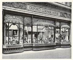 J. Lyons 'Oxford' Corner House - Oxford Street/Tottenham Court Road, London (1932)