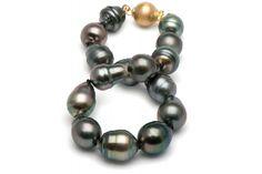 Baroque Tahitian pearl bracelet
