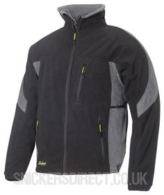 febdfe13 Snickers Workwear 8010 Protective Fleece Jacket, Snickers Fleece Snickers  Workwear, Motorcycle Jacket, Work