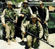 "Battle of Mogadishu - Delta Force - more commonly known as ""Black Hawk Down"""