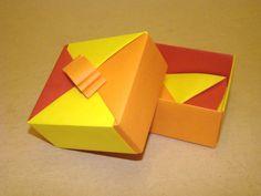 Cajita origami