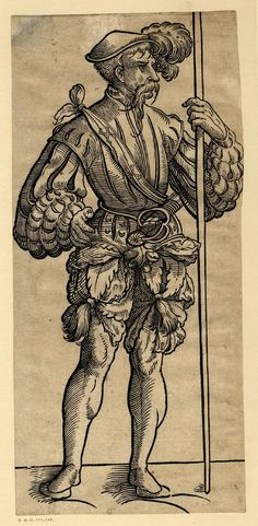 Attributed to Hans Burgkmair the Elder  1525-1530 (Circa)